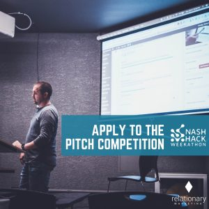 Podcast: Apply to the Pitch Competition